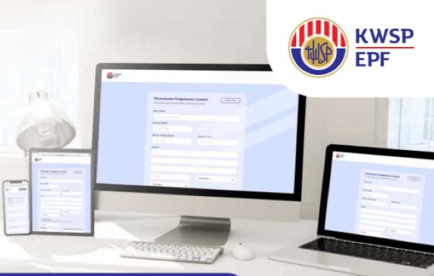 Pemohonan i-lestari KWSP secara Online