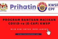 Program Bantuan Majikan COVID-19 (e-CAP) KWSP