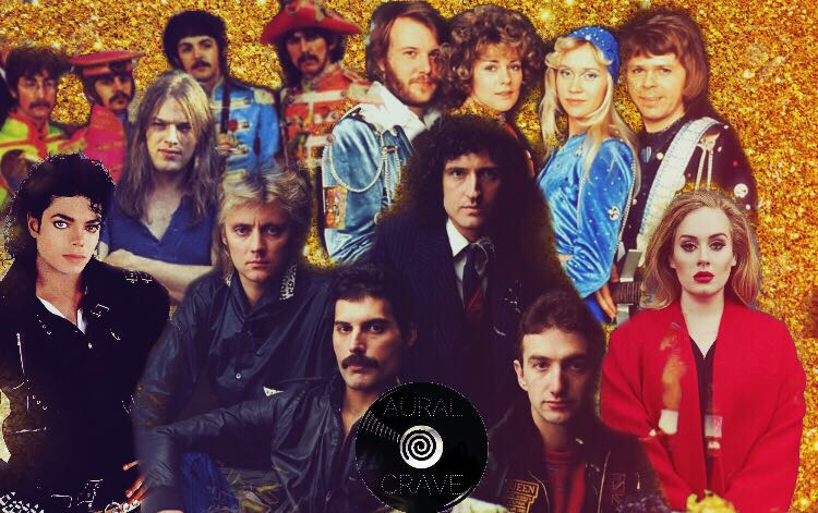 La classifica dei dischi più venduti di sempre