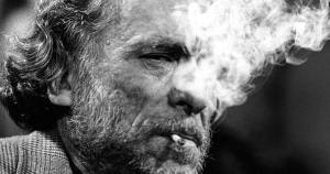 When Charles Bukowski was writing for 100$ per month