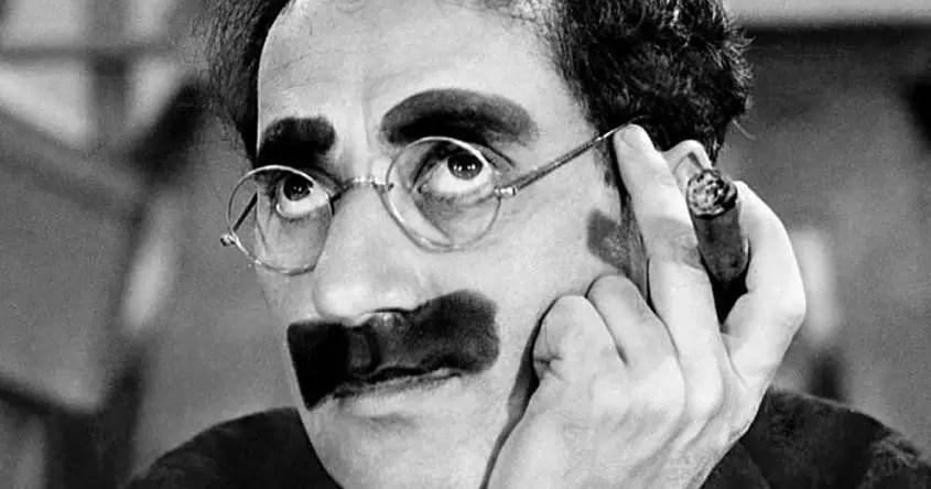 Groucho Marx captain spaulding