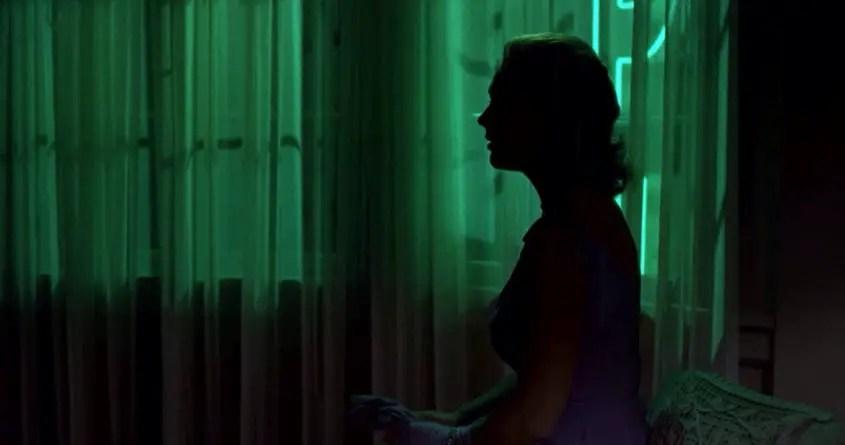 The use of colours in Alfred Hitchcock's Vertigo