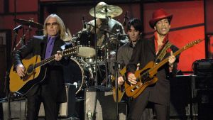 When Tom Petty and Prince played together at 2004 Hall of Fame