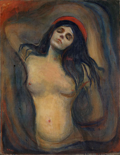 Edvard_Munch_Madonna