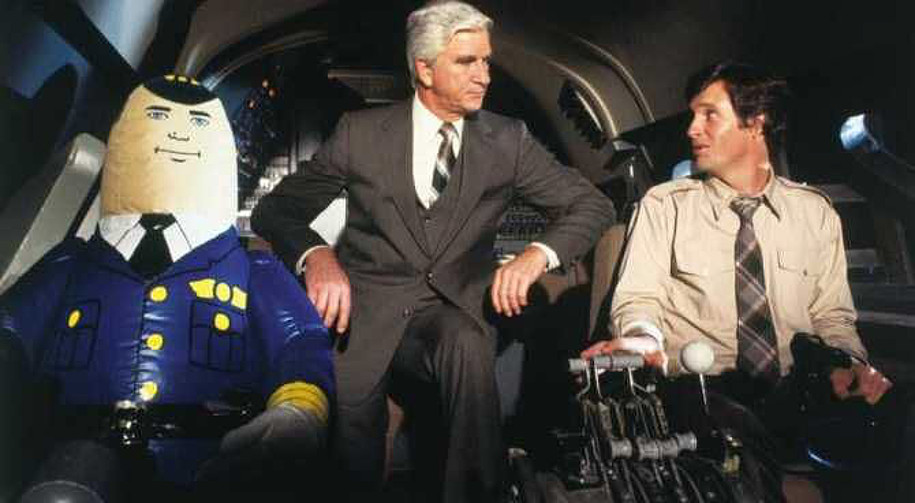 L'aereo più pazzo del mondo: la clamorosa commedia senza attori comici
