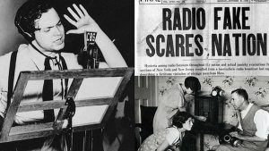 The War Of The Worlds: when Orson Welles announced the alien landing