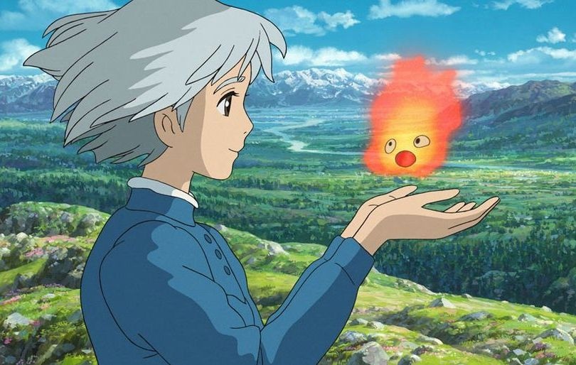Howls Moving Castle [Movie Review]