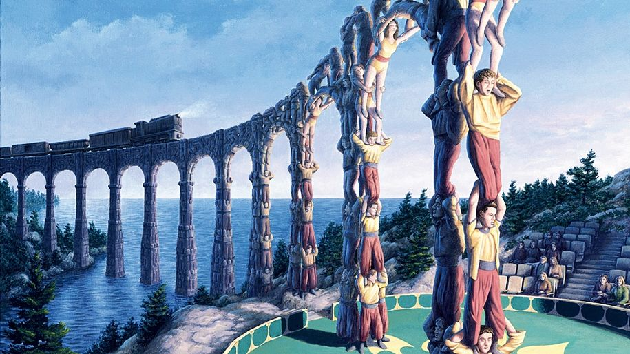 The magic realism of Rob Gonsalves