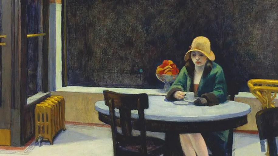 Edward Hopper: la poetica della solitudine – Auralcrave