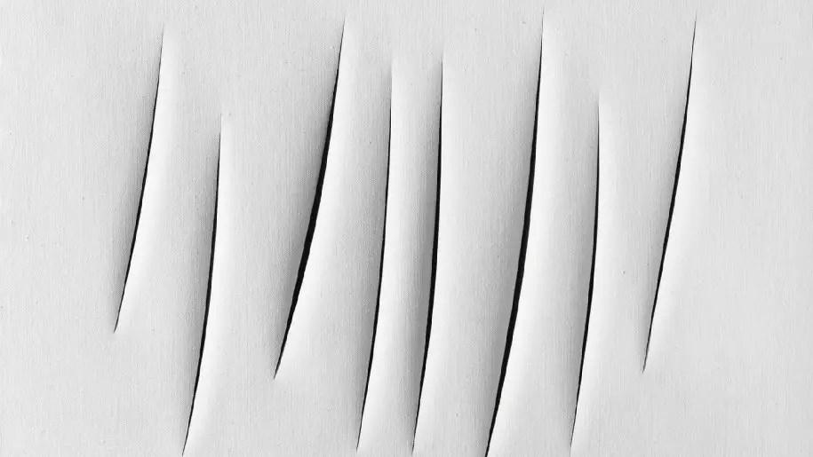 Dietro i tagli di Lucio Fontana: la filosofia del concetto spaziale