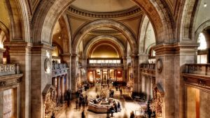 Inside New York's Metropolitan Museum of Art