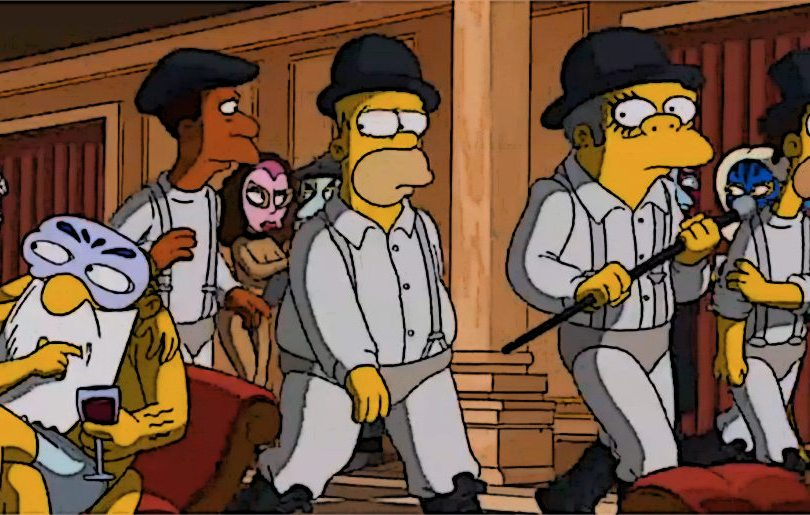 Le Citazioni Di Film E Serie Tv Nei Simpson Auralcrave