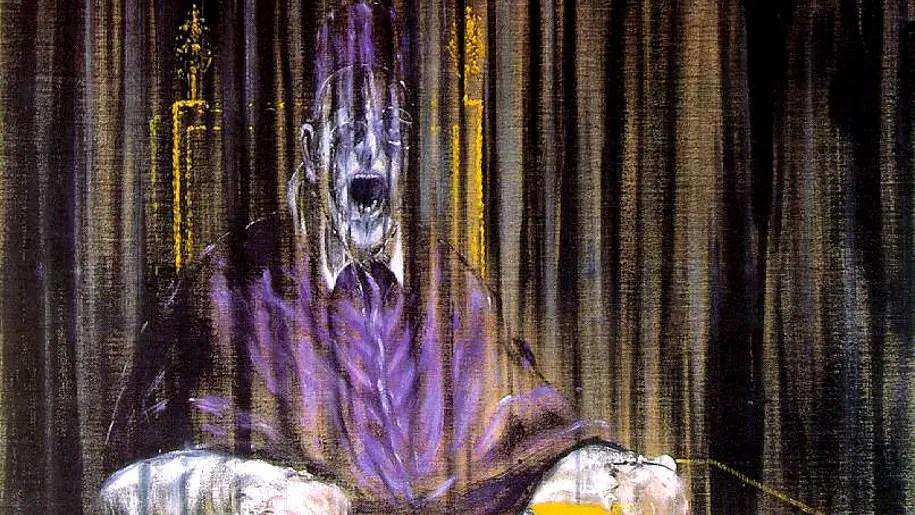 I fantasmi di Francis Bacon: l'uomo, la religione, la deformazione
