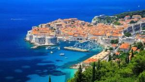 Ragusa di Dalmazia: la città vecchia di Dubrovnik