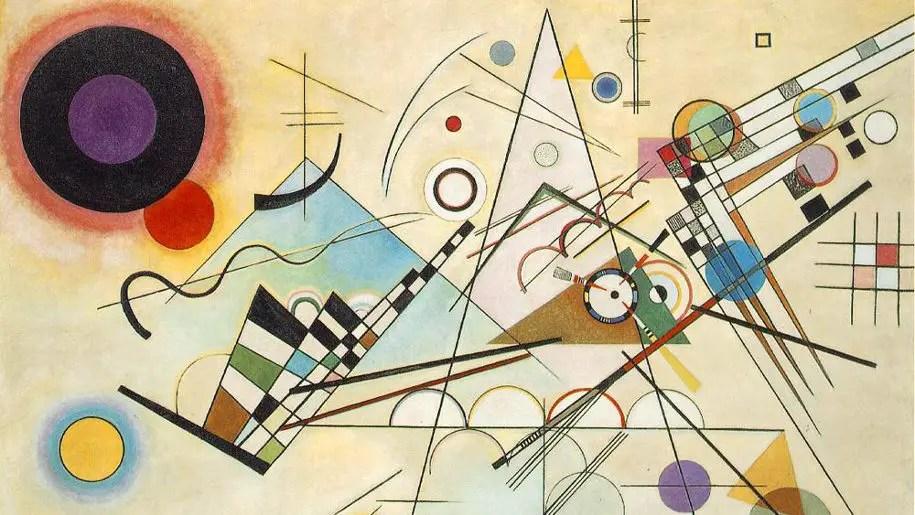 La perfezione del cerchio: dentro l'astrattismo mistico di Kandinsky