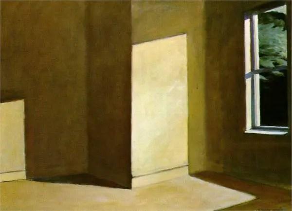 Sun-in-an-empty-room