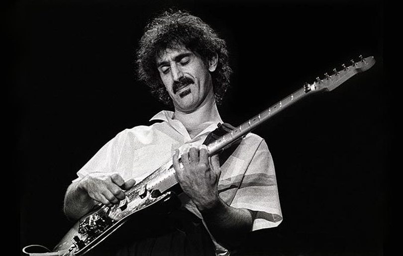 Frank Zappa's best songs: (re)discovering his guitar style – Auralcrave