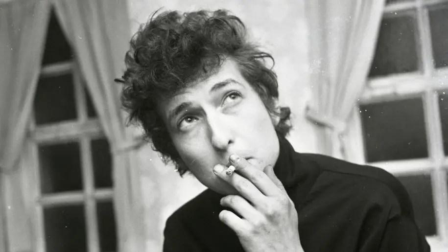 Bob Dylan's ten best song lyrics