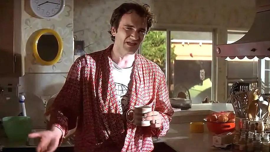 Due ladri in casa di Quentin Tarantino: lui li affronta e li manda via