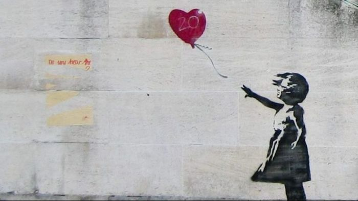 Banksy The Best Paintings And The Meaning Of His Art Auralcrave