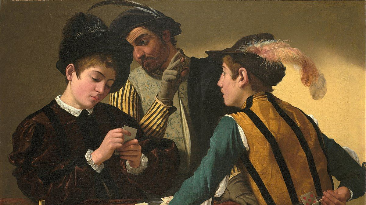 The Most Famous Arts that Explore the Motif of Betting