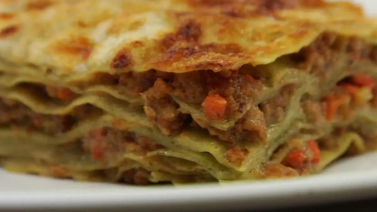 Le lasagne al forno: la storia e la ricetta ufficiale