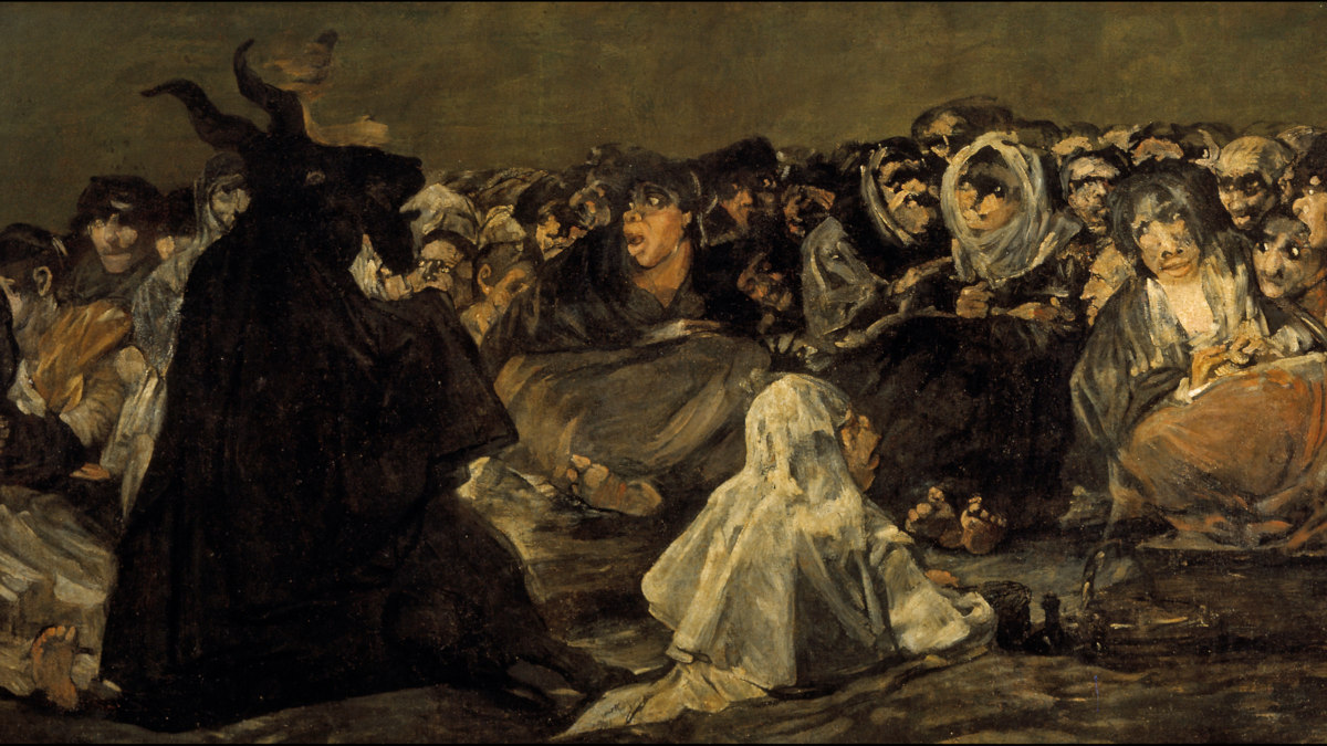 The Black Paintings: the horror of Francisco Goya's last works