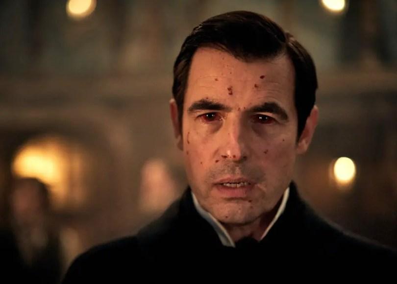 Dracula su Netflix: il protagonista