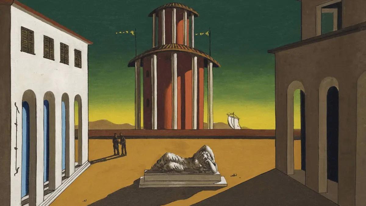 Giorgio De Chirico e il significato della Metafisica – Auralcrave
