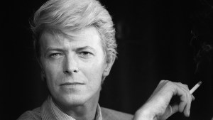David Bowie's aesthetics of eclecticism
