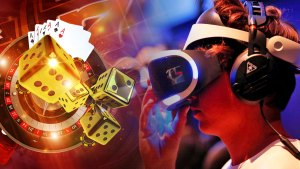 Virtual reality gambling: the new trend set to take 2021 by storm