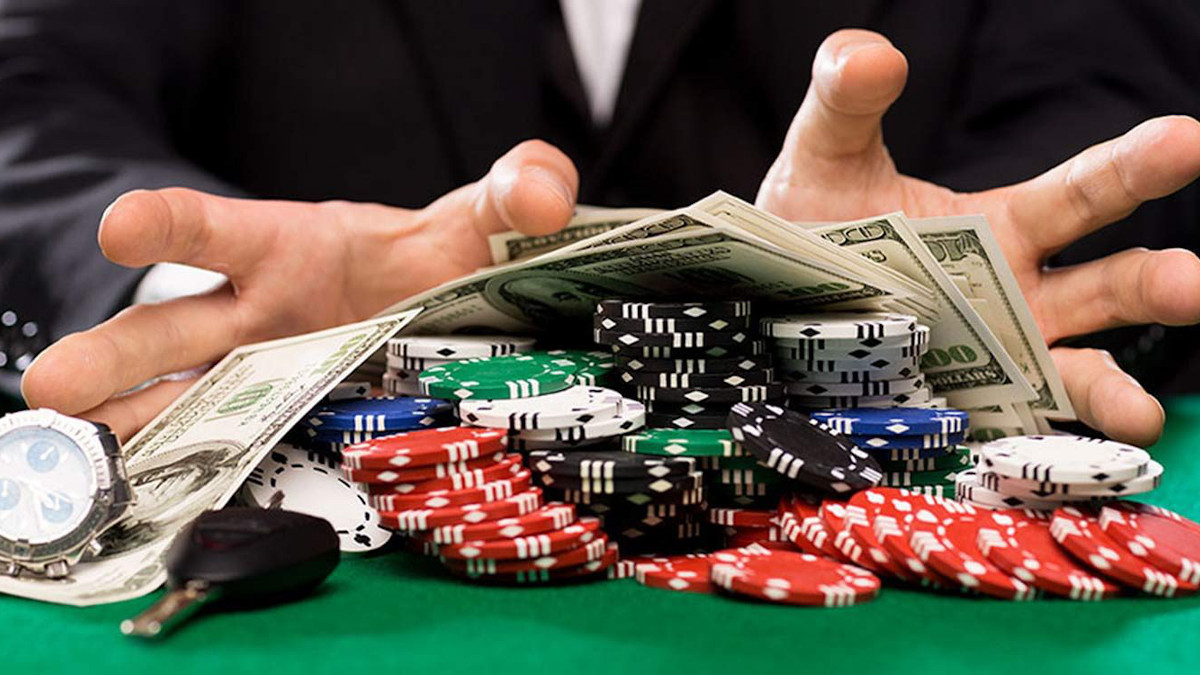 How gambling addiction affects your body – Auralcrave