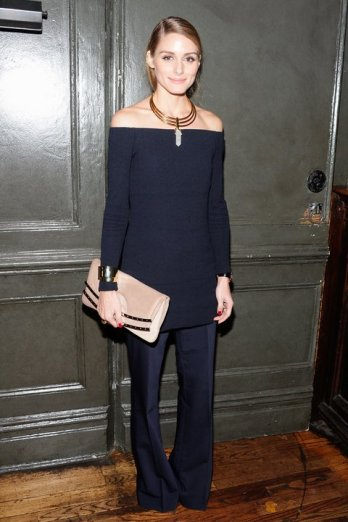 Olivia Palermo - Off the Shoulder