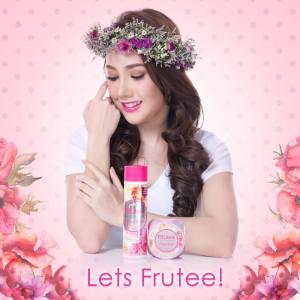 Aurawhite Frutee Scrub & Shower Gel