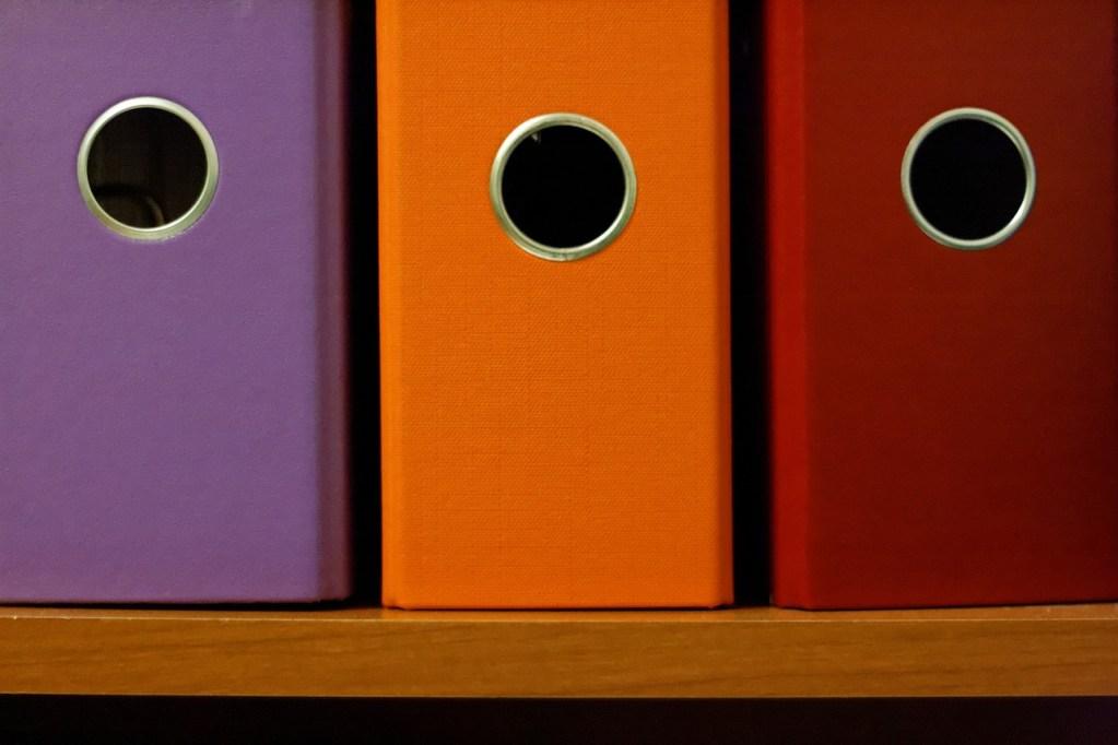 effective SOPs binders