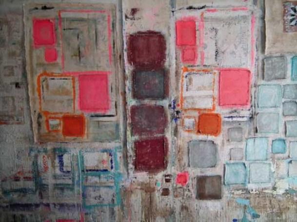 43- Composition 1m90 x 2m10
