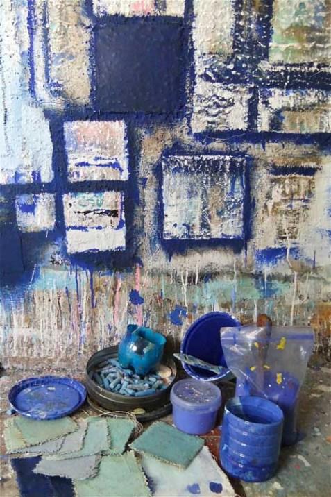 31-Atelier et photo in situ