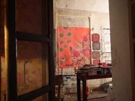 64-Atelier et photo in situ
