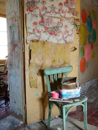 81-Atelier et photo in situ