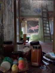 82-Atelier et photo in situ