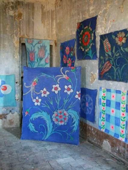 84-Atelier et photo in situ