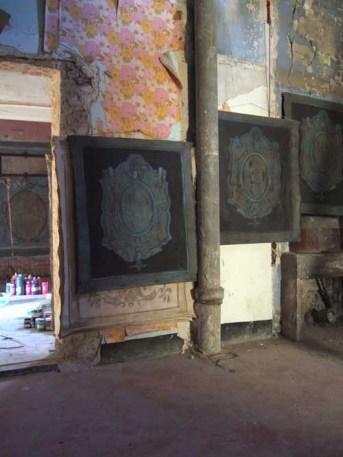 9-Atelier et photo in situ