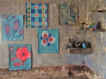 91-Atelier et photo in situ