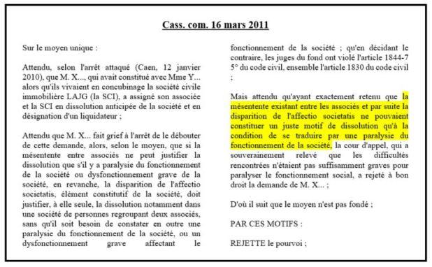 La Nullite Des Societes A Bamde J Bourdoiseau