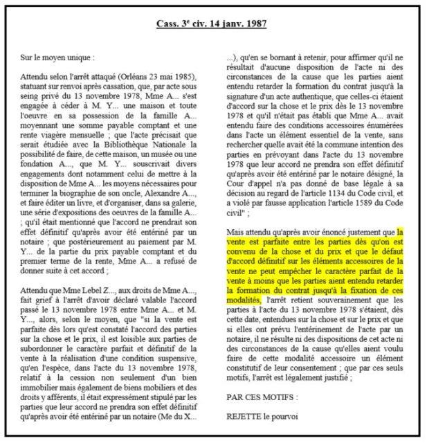 Le Regime Juridique De L Acceptation Notion Caracteres Etendue