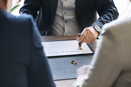 Le Divorce Par Consentement Mutuel Par Acte D Avocat Sans
