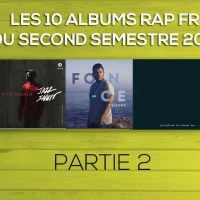 Les 10 albums rap FR du second semestre 2016 (2)