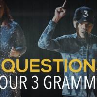 4 questions pour 3 Grammy