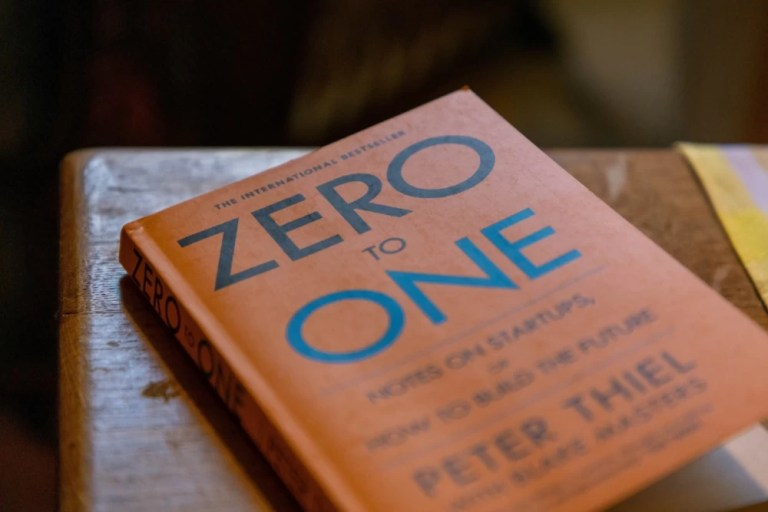 Read more about the article Book Summary: Zero to One, by Peter Thiel