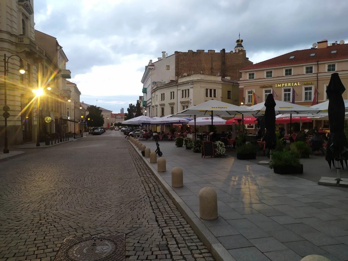 You are currently viewing Technical City Guide – Vilnius